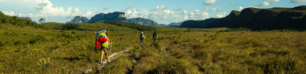 Trekking in Chapada Diamantina