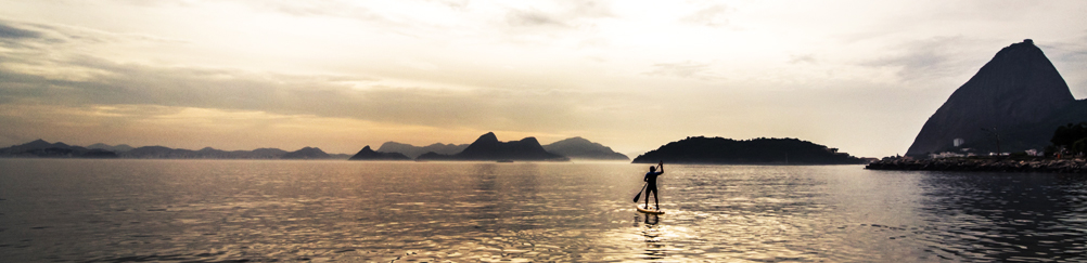 Paddle Surf, Rio de Janeiro