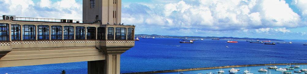 Lacerda Elevator, Salvador Bay