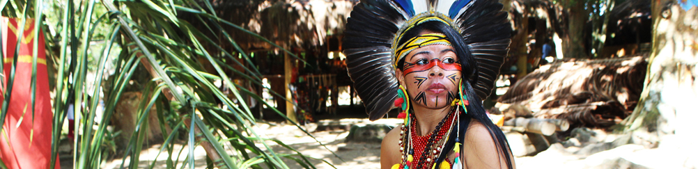 Native Woman, Porto Seguro