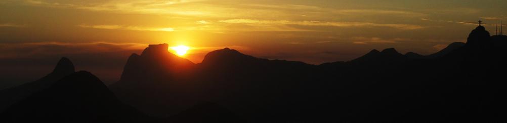 Panoramic View, Rio de Janeiro