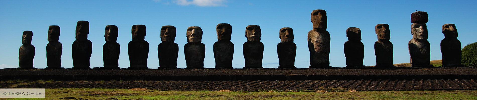 L'Ile de Pâques ou l'exotisme du Chili
