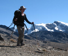 Hiking & trekking with your local travel agency Terra Andina Bolivia