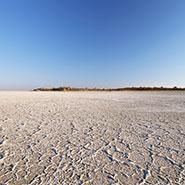 Pans Salés du Kalahari