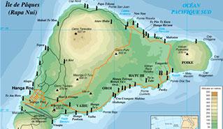 Voyage L'île de pâques
