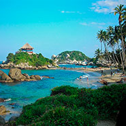 Tayrona National Park and The Sierra Nevada