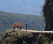 Aventura y deporte en Boliva con la agencia de viaje Terra Andina Bolivia