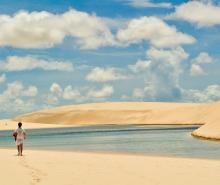 The thousand lagoons trek