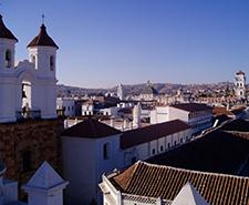 Viaje cultural en Sucre y Potosí con la agencia de viaje Terra Andina Bolivia