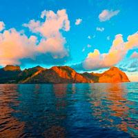 The Juan Fernandez archipelago