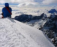 Ascensiones y montañismo en Bolivia con la agencia de viaje Terra Andina Bolivia