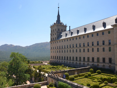 escorial palace