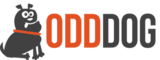 Odd dog logo