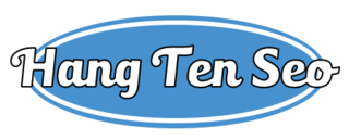 Hang Ten SEO Logo