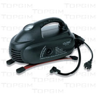 Compressor eléctrico compacto - 220v - c/ medidor de pressão