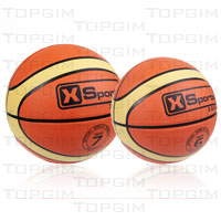 Bola de Basquetebol XSports Borracha Regular