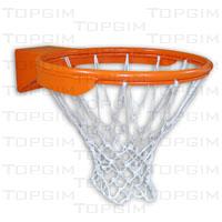 Aro de basquetebol em aço maciço de 18mm reforçado