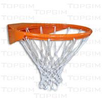 Aro de basquetebol anti-vandalismo