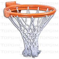 Rede para aro de basquetebol - competição - EN1270