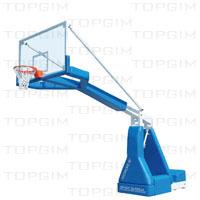 """Unidade de basquetebol amovível """"Sport System - Hydroplay"""" aprovada pela FIBA para competições internacionais"""