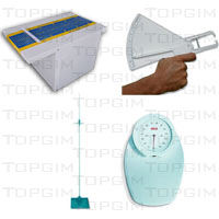 Kit para aplicação do FITNESSGRAM®