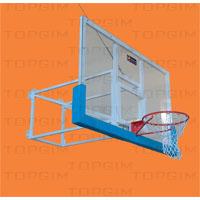 Armação metálica para tabela de mini-basquetebol