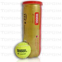 """Bola de ténis de campo """"Teloon Z-Court"""" Aprovada ITF"""