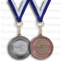 Medalha Ø40mm - Tipo B