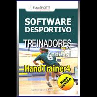 Handtrainer 6 - Software para treinadores de andebol.