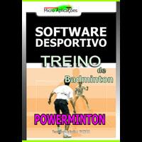 Powerminton - Software para treinadores de badminton.