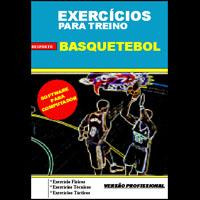 Exercicios para treino de Basquetebol.