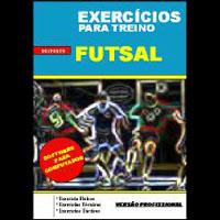 Exercicios para treino de Futsal.