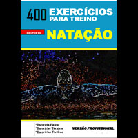 Exercicios para treino de Natação.