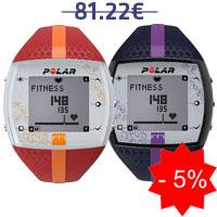 Monitor de frequência cardíaca Polar FT7F