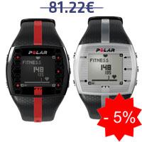 Monitor de frequência cardíaca Polar FT7M