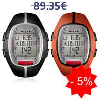 Monitor de frequência cardíaca Polar RS300X