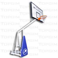 Unidade de basquetebol amovível oficial