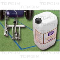 Embalagem de tinta permanente para máquinas profissionais - 12,5l
