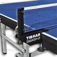Suportes e rede de ténis de mesa Tibhar Smash