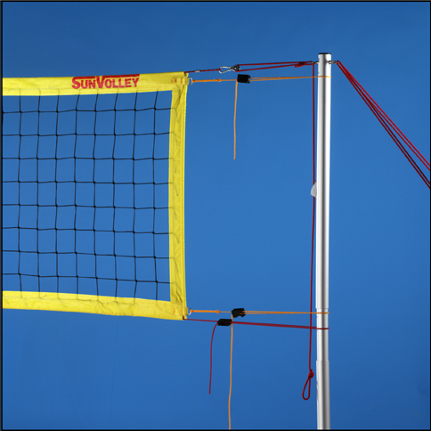 """Kit de voleibol de praia """"Sunvolley Plus"""" - Competição"""