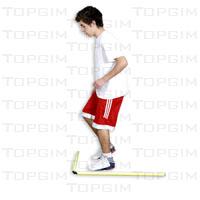 Dispositivo tipo tenaz para treino de agilidade