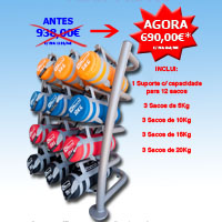 PowerBag Rack Promo
