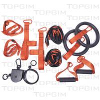 Suspension Trainer - Dispositivo para treino suspenso - modelo completo