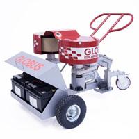 Máquina lançadora de bolas para futebol - Eurogoal 600