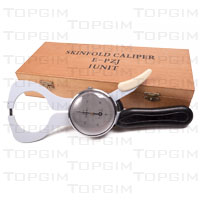 Adipómetro metálico profissional