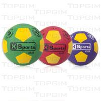 Bola de Futebol XSports Borracha Regular