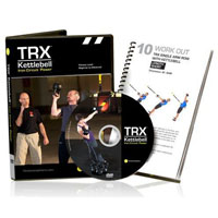 TRX - DVD Kettlebell: Iron Circuit Conditioning