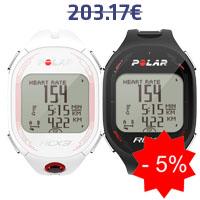 Monitor de frequência cardíaca Polar RCX3 RUN