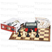 DGT Chess Starter Box (red)