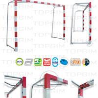 Baliza de futsal em alumínio - competição